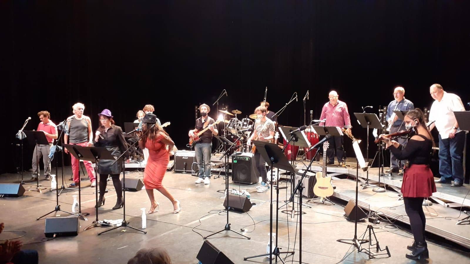 Samedi 17 octobre 2020 a eu lieu l'ouverture de la saison musicale